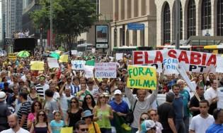 Aumenta o risco do impeachment de Dilma