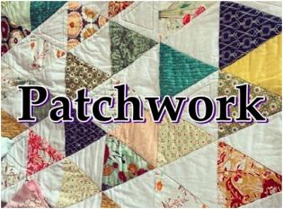 Patchwork: um estilo de muitas gerações.