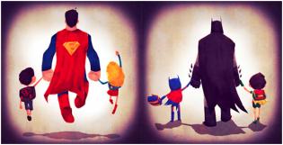 Pais: Nossos heróis mais queridos