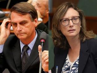 Em decisão extravagante, juíza manda Bolsonaro se retratar e indenizar Maria do Rosário