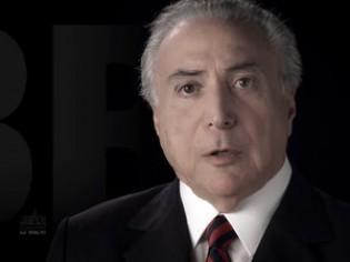 Jogo duplo: PMDB faz na TV programa de partido de oposição. Assista o vídeo.