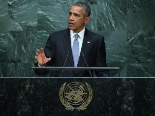 Barack Obama faz um duro discurso na 70ª Assembleia Geral da ONU