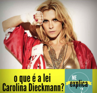 Lei  12.737/12 'Carolina Dieckmann', afinal do que se trata?
