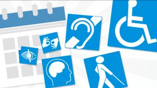 Dia internacional das pessoas com deficiência e acessibilidade a tecnologia de informação