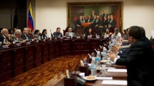 Na Justiça chavistas derrubam maioria qualificada da oposição