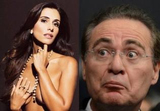 Dez anos depois, STF decide se aceita denúncia contra Renan por amante financiada por empreiteira