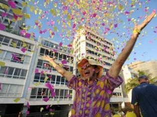 Carnaval - uma metáfora contagiante