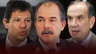 Ministro do STF manda investigar Mercadante, Aloysio, Haddad, Cabral, Helio Costa e Valdemar da Costa Neto