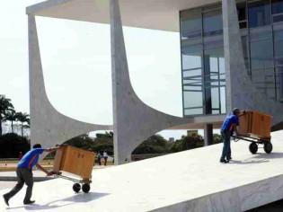 Cidadania - Furto no Planalto, podridão de cima para baixo
