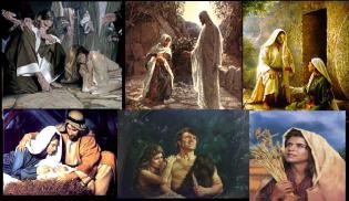 As mulheres sempre foram os pilares do edifício cristão