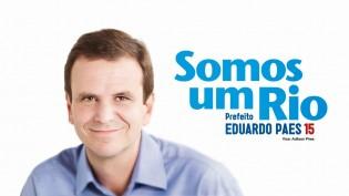 Paes ou Paz - O que escolher para o Rio de Janeiro?