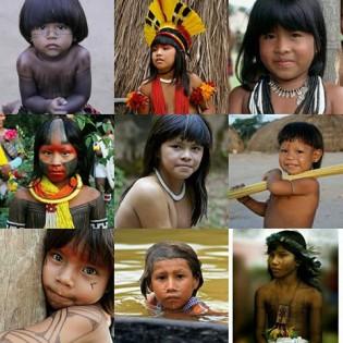 O índio, sua aculturação e o extermínio de suas raízes pelos povos invasores