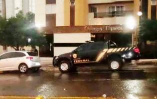 Polícia Federal faz 'visita' na casa de André Puccinelli
