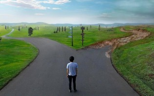 O caminho e o jeito de caminhar
