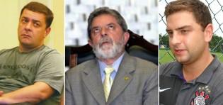 'Ronaldinho dos negócios' e o 'gênio das consultorias', os filhos de Lula