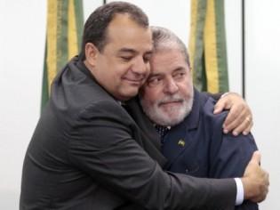 Sérgio Cabral, a Copa e a propina. Que dúvida?