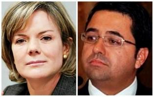Além do marido, Gleisi agora tem o próprio advogado preso