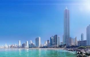 Maior edifício do Brasil está sendo erguido em Camboriú (Veja o Vídeo)