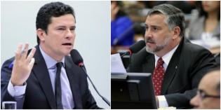 Sérgio Moro vai a Câmara e tem confronto com deputados do PT
