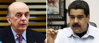 Atuação impecável de Serra impede que Maduro assuma presidência do Mercosul