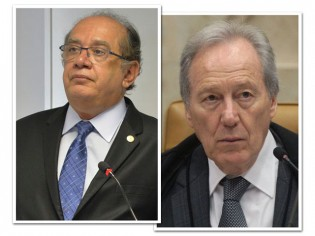 Embate entre Gilmar Mendes e Lewandowski por vaga no CNJ, mobiliza o senado