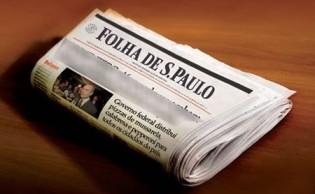 Tiragem e faturamento da 'Folha de São Paulo' despencam e segmentos são colocados à venda