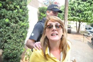 Andreia Olarte pode ser o próximo alvo da organização criminosa