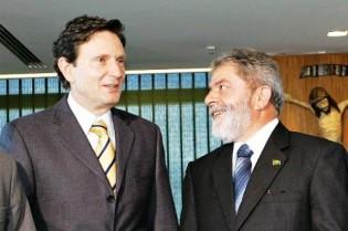 Em ataque a Pedro Paulo, Crivella adultera foto e protege Lula