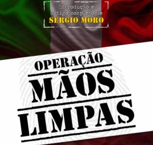 Autor da introdução brasileira do livro 'Operação Mãos Limpas', Moro é alvo de assédio de fãs