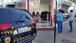 PF está nas ruas para cumprir 42 mandados contra fraudes na Receita