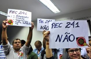 O que significa realmente a aprovação da PEC 241