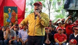 Lula vai a ato em escola do MST e sai chocado com apatia da militância (Veja o vídeo)
