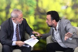 Lula cria história surreal para TV argentina (Veja o vídeo)
