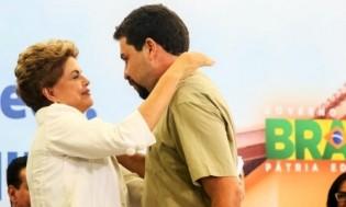 Líder sem teto, tem teto, dinheiro e partido político