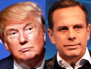 Trump, Dória e o ilegal-xodó