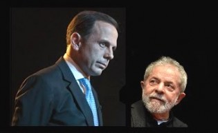 PT quer afagos de Dória para Lula