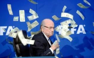 Corrupção nos campos de futebol