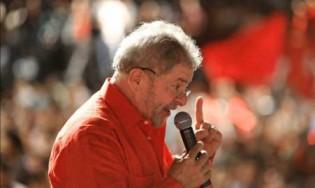 Lula, o favorito