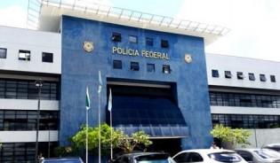 Incêndio suspeito na sede da Polícia Federal em Curitiba