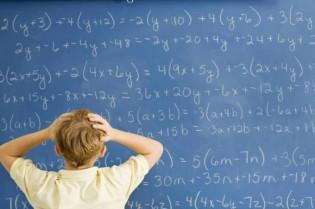 Pesquisa mostra que ser bom em matemática é hereditário