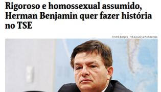 Qual a necessidade da 'Folha' expor a opção sexual do ministro?