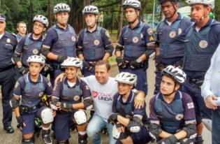 Sem gastar um centavo do dinheiro público, Dória transforma o Parque do Ibirapuera (veja o vídeo)