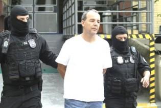 Preso, Cabral descobriu erro em distribuição de propina e brigou com ex-secretário