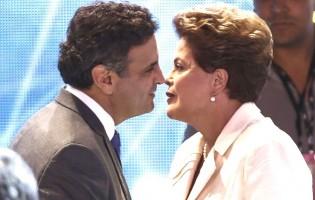 Elo entre Dilma e Aécio revela verdadeira face da classe política