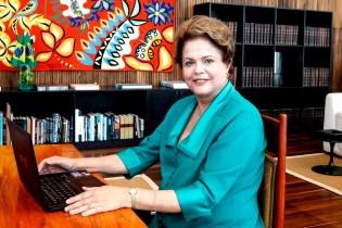 Flagrante: Dilma utilizava email clandestino para obstruir a Justiça