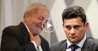 Assista aqui o depoimento de Lula ao juiz Sérgio Moro