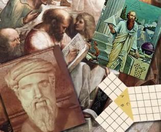 Os Matemáticos que focaram Pensamentos Filosóficos na construção do conhecimento científico