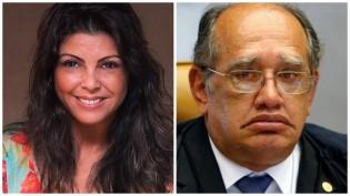 A resposta indignada de uma mulher que está sendo processada pelo ministro Gilmar Mendes