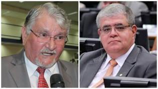 Zeca do PT e Carlos Marum se confrontam em debate sobre 'corrupção'