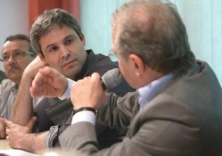 Lindbergh e Tarso conspiram contra Lula e por um novo partido